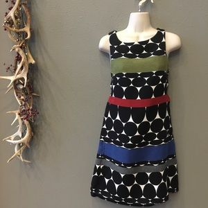 Dresses & Skirts - Desigual mod polka dot dress